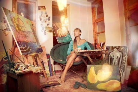 «Мистецтво - це моє життя, і воно навкруги!»